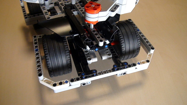 Image for Positioning motors on BigDaddy Competition Robot - Second try (Part 7)