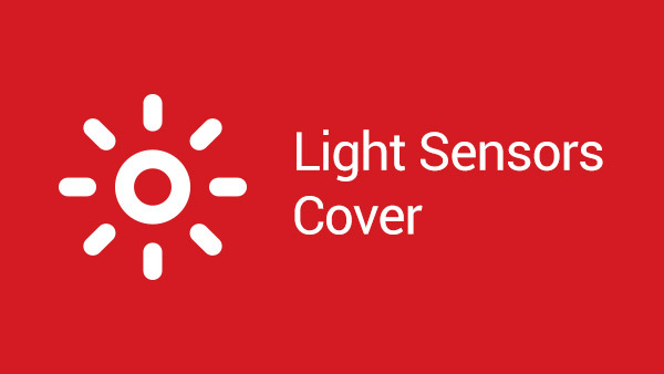 Light sensors cover on LEGO Mindstorms NXT robots