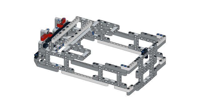 Image for Box Robot Attachments Frame