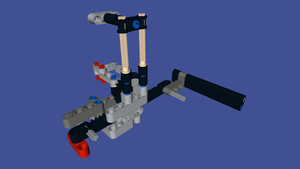 Image for Mechanism for dropping a LEGO human carrier