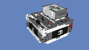 Image for Box Robot Two for LEGO Mindstorms Competitions