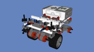Image for Box Robot Building Instructions. Part 1