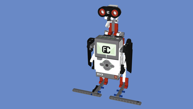 Image for Penguin LEGO Mindstorms Robot