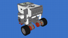 Image for Spark Bot - Underside Motor Attachment LEGO Robot