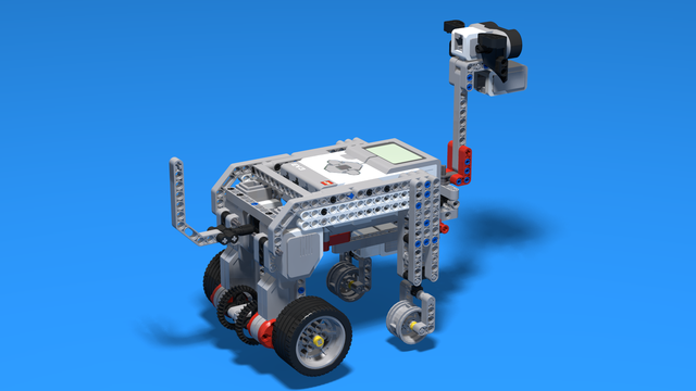 Image for Puppy - LEGO Mindstorms EV3 animal dog robot