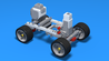 Image for Steering Chassis for LEGO Mindstorms