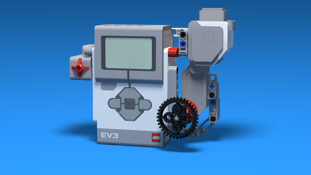 Image for Remote control from LEGO Mindstorms