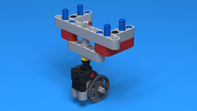 Image for Ugbroid - Modular EV3 LEGO Car - Part 4 version 2