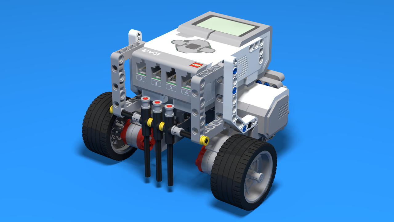 Image for Talus - LEGO EV3 Collecting Robot