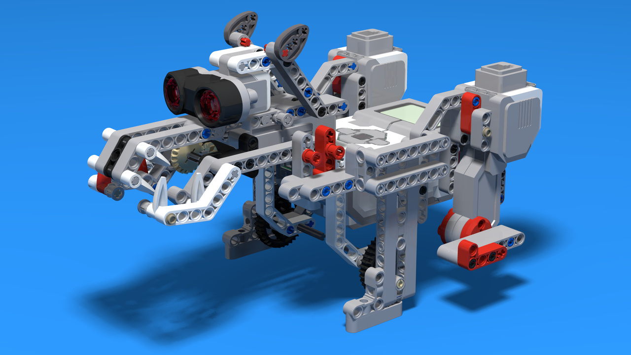 Image for Polar Bear - LEGO EV3 Robot