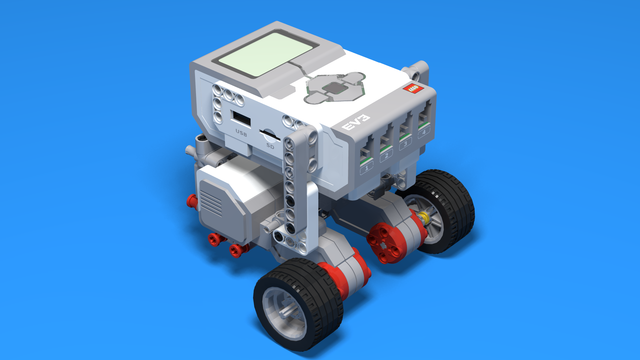 Image for Robotics with LEGO - Level A2