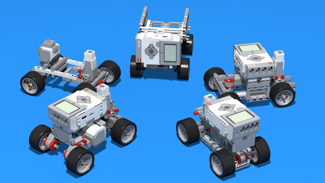 Image for Level C1 Transportation for LEGO Mindstorms Robotics