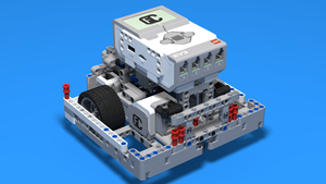 Image for EV3 Competition Robot Full