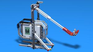 how to build a lego trebuchet-instructions