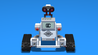 Image for Spy Bot Tank - LEGO Mindstorms Tank with Treads