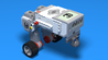 Image for Mig Bot - Vertical Motor Attachment LEGO Robot
