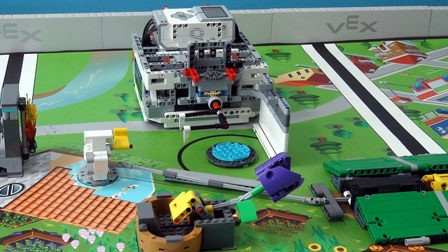 Image for FLL 2017: How to accomplish Manhole Cover (08th) Mission in FIRST LEGO League 2017-2018