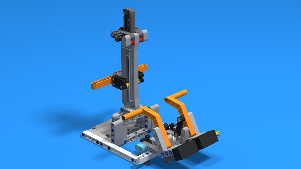 Image for Aerobic Exercise & Strength Exercise. Mission 09 for FIRST LEGO League 2018 Into Orbit Challenge