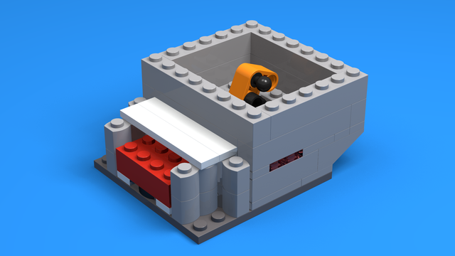 Image for 3D Printing. Mission 03 from FIRST LEGO League 2018-2019 Into Orbit challenge