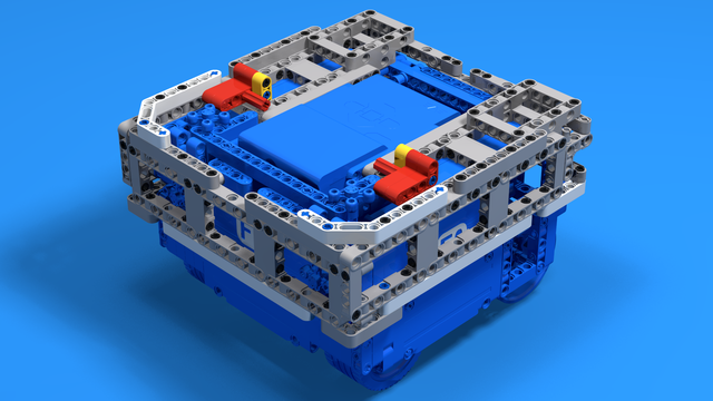 Image for Attachments Frame for SUV Box Robot