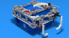 Image for SUV Box Robot for Robotics Competitions (FIRST Draft)