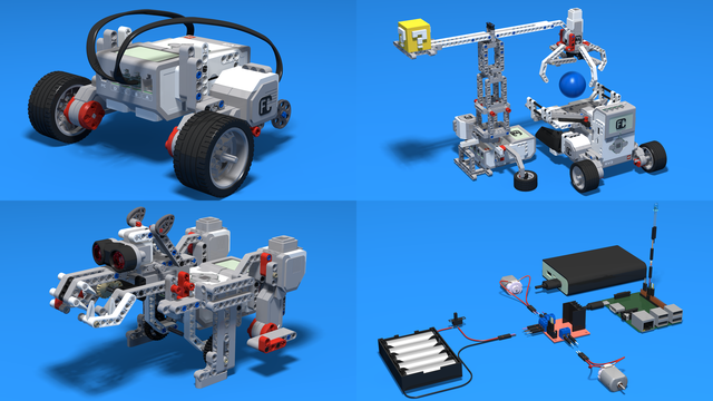Picture for FLLCasts LEGO Robotics and Techinical Science Curriculum