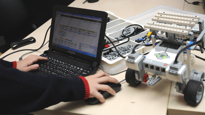 Image for Mindstorms EV3 Robotics Online Training for Teachers.