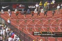 TV Broadcast - Men's 110m Hurdles Semi-Final 2