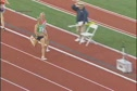 TV Broadcast - Recap Clip of Triple Jump, Shot Put, 10000m, Decathalon, etc