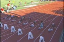 TV Broadcast - Women's 100m