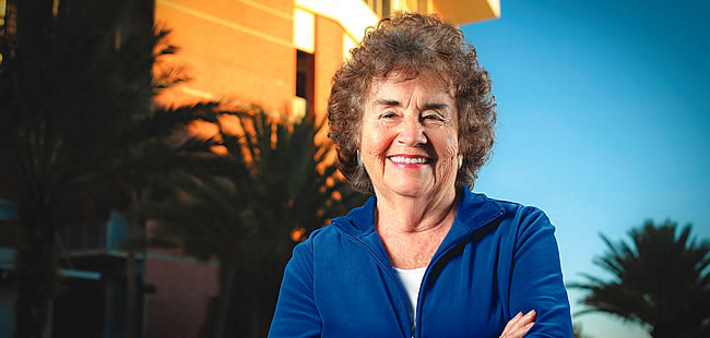 Ruth Alexander is a Florida Icon