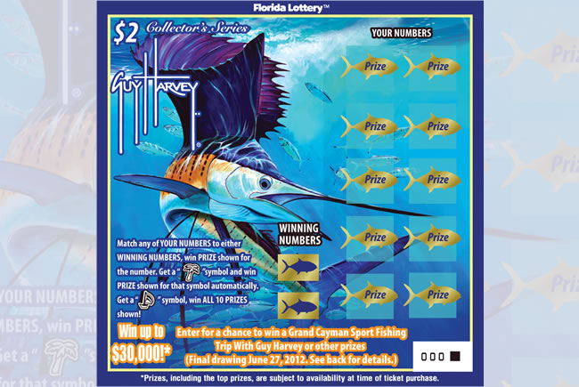 Guy Harvey Card