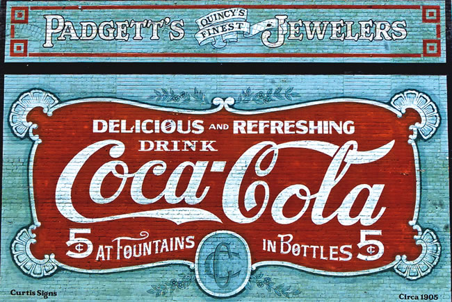 Quicy's Coke Legacy