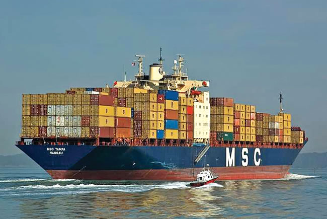 Mediterranean Shipping Co.