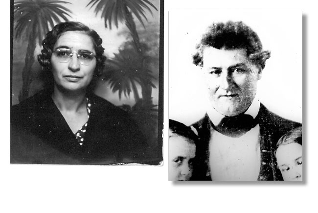 Brad Coker's ancestors