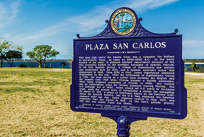 Plaza San Carlos
