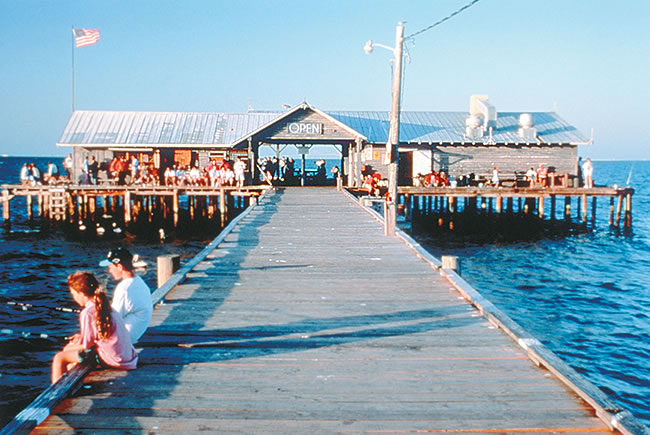 Anna Maria City Pier