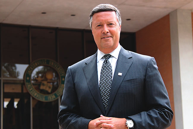 Jacksonville University is positioned for growth