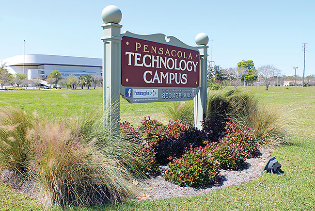 Pensacola's Downtown Technology Park