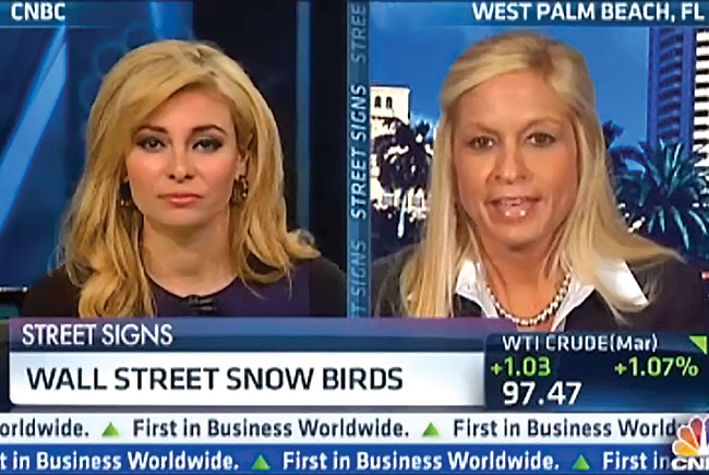 Kelly Smallridge on CNBC