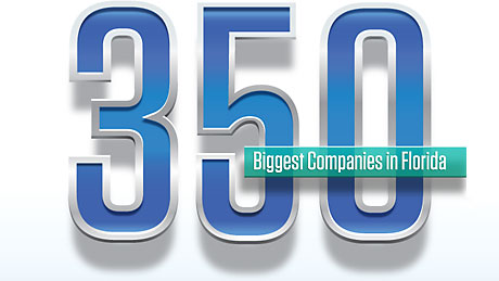 350 top companies in Florida