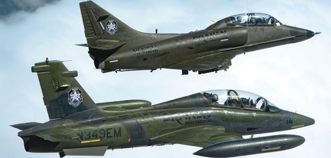 Draken International | Julie In The Sky: An Online Aviation Magazine