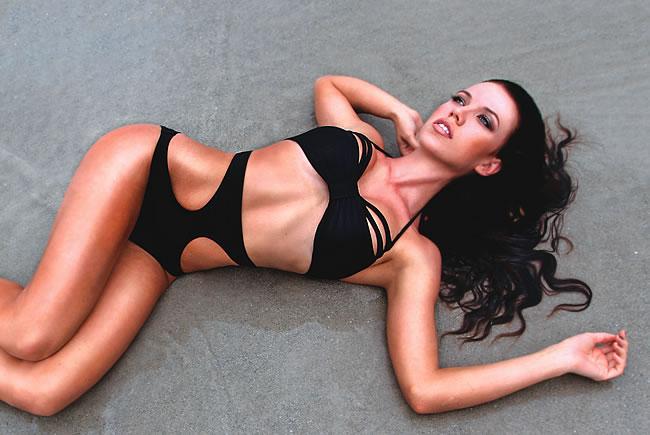 Natalya Toporova swimwear