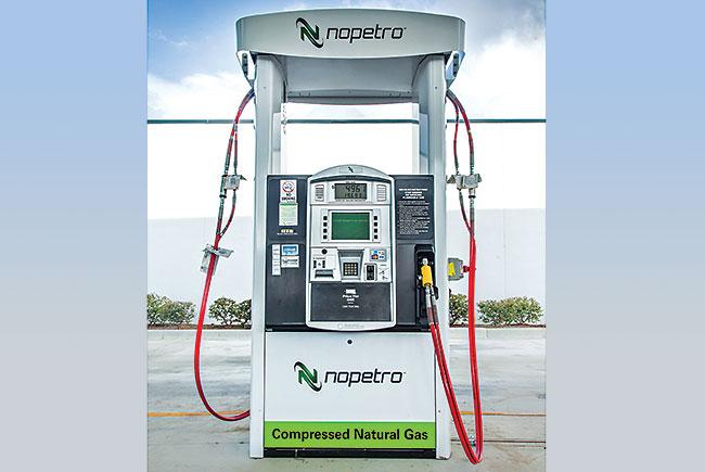 CNG pump
