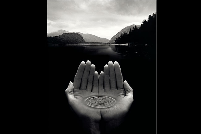 Untitled, 2003 by Jerry Uelsmann