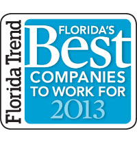 2013 Full List | Best Companies To Work For In Florida ...