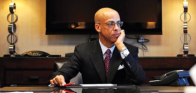 Priorities for Eugene Pettis, new president of the Florida Bar
