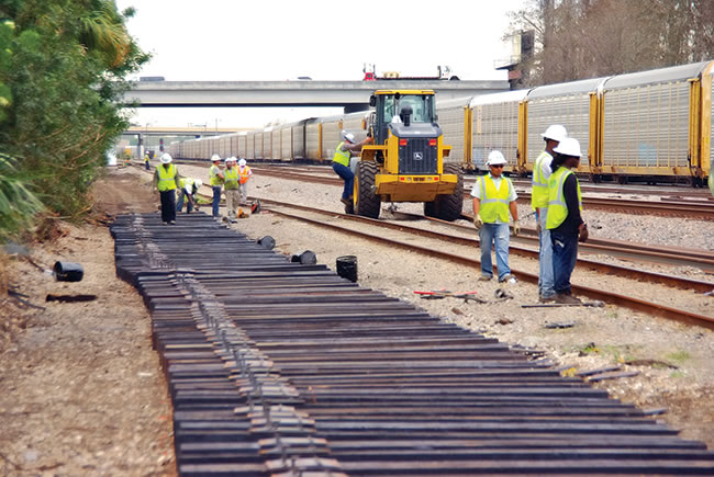 SunRail Construction