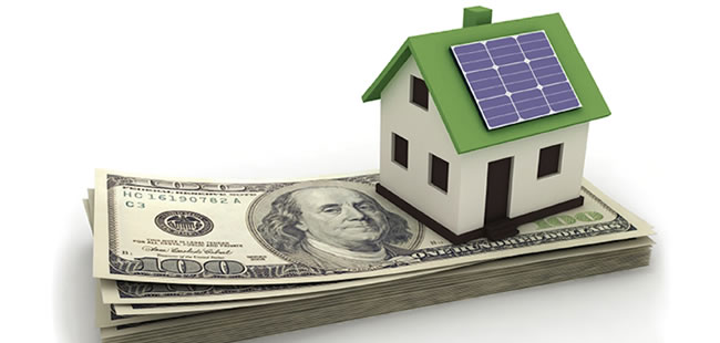 By the numbers: Paying for solar energy at a home or business