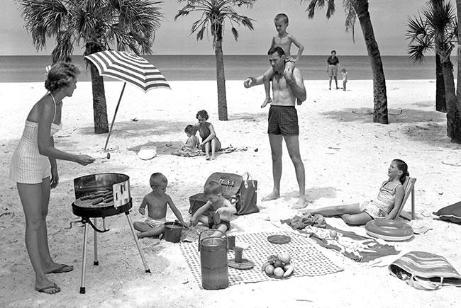 Beach 1958